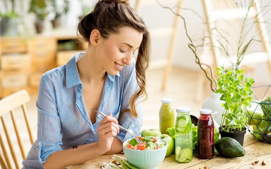 Lấy lại vóc dáng nhanh nhờ chế độ ăn kiêng