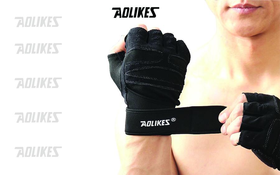 Thiết kế bao tay đến từ thương hiệu Aolikes