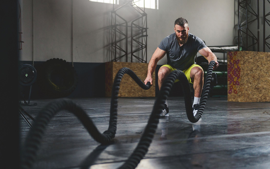 Nên tập gym ở cường độ vừa phải