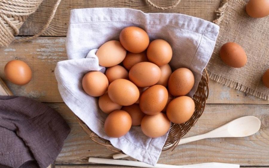 Bổ sung trứng trong thực đơn mỗi ngày từ 1-2 quả