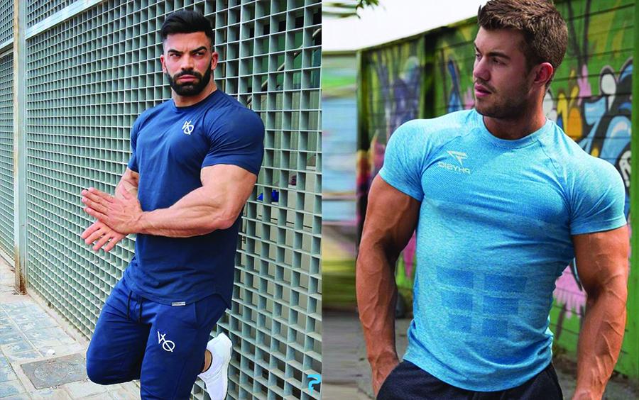Nên chọn áo tập cho nam có sự thoải mái