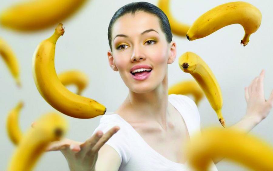Ăn chuối hỗ trợ giảm cân