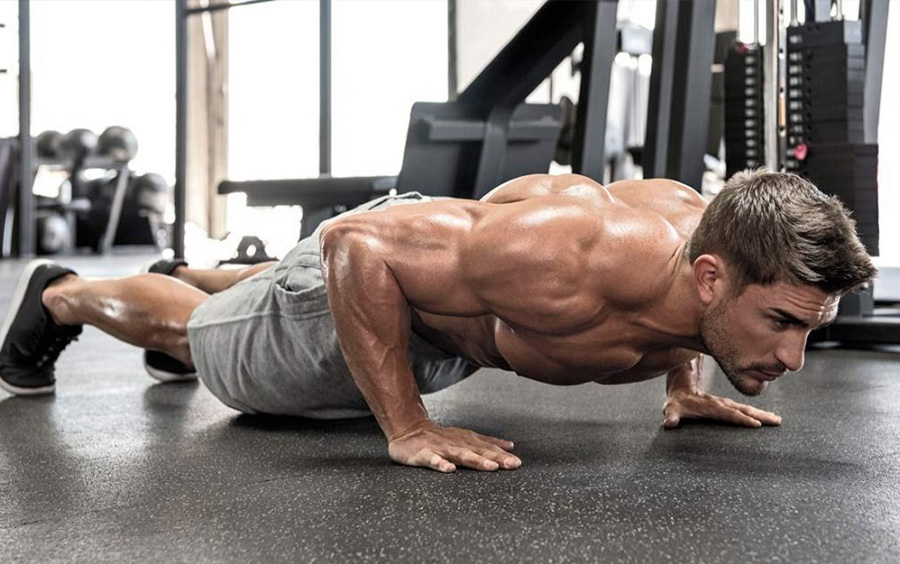 Tập gym tại nhà hiệu quả với top 9 bài tập