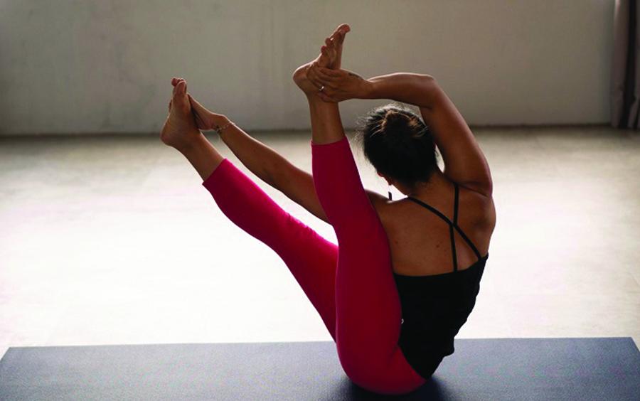 Thải độc cơ thể bằng những bài tập Yoga