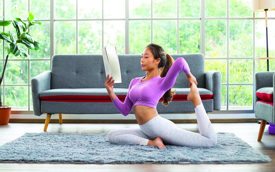Tăng cường sự dẻo dai cơ thể cho 26 phút mỗi ngày