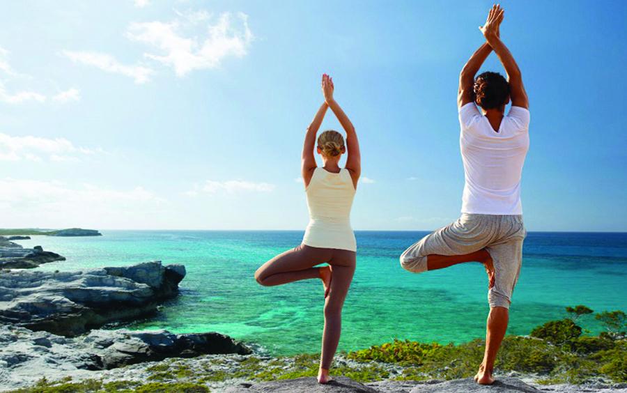 Ngoài việc tìm và thực hiện những động tác đẹp bạn cũng cần chú ý đến sức khỏe