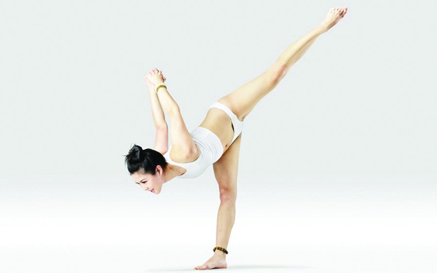Khám phá những tư thế Yoga đẹp
