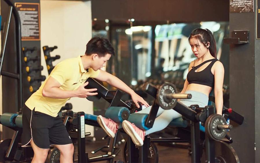 Hiện nay các phòng tập gym có huấn luyện viên đã trở nên rất phổ biến