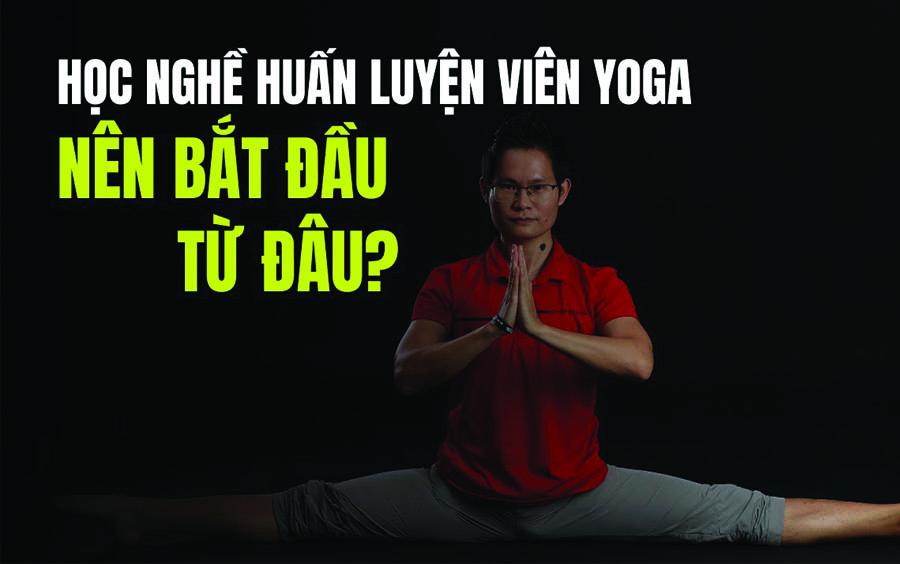 Huấn luyện viên Yoga Đặng Kim Ba