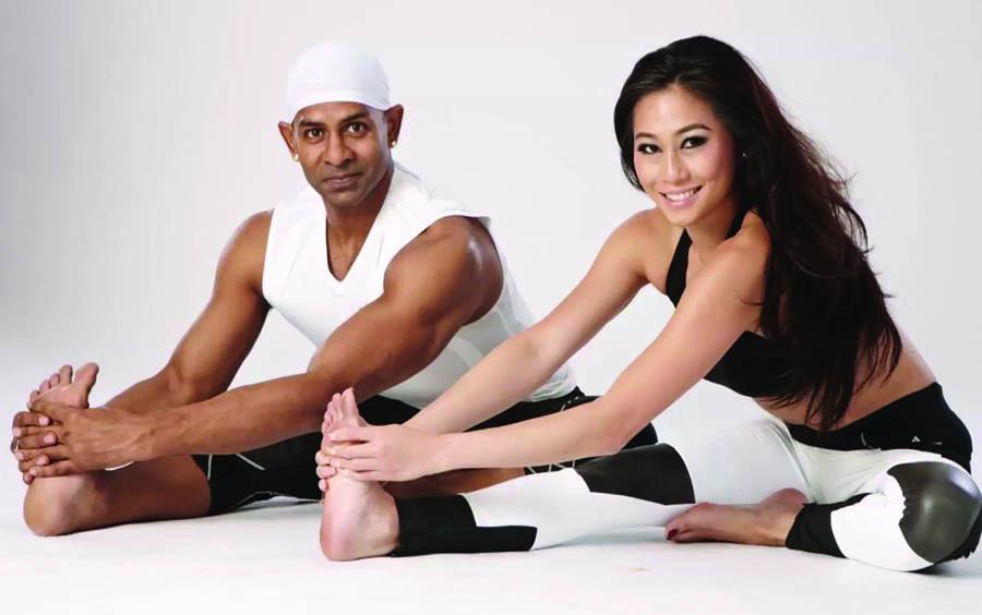 Yoga Master Kamal được mọi người biết đến là 1 trong 8 bậc thầy Yoga