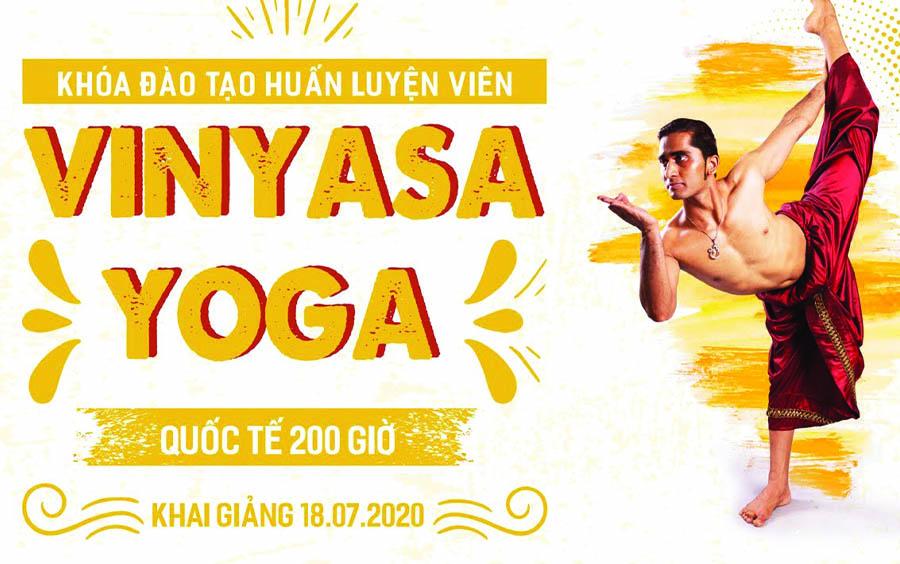 Yoga Master Vishwa là một trong những bậc thầy nổi tiếng về Yoga
