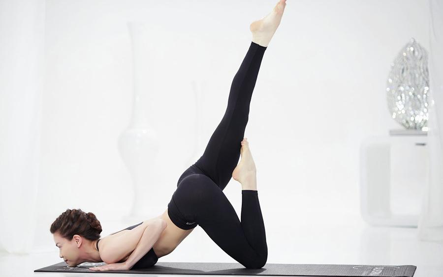 Yoga giúp tĩnh tâm và giảm cân hiệu quả