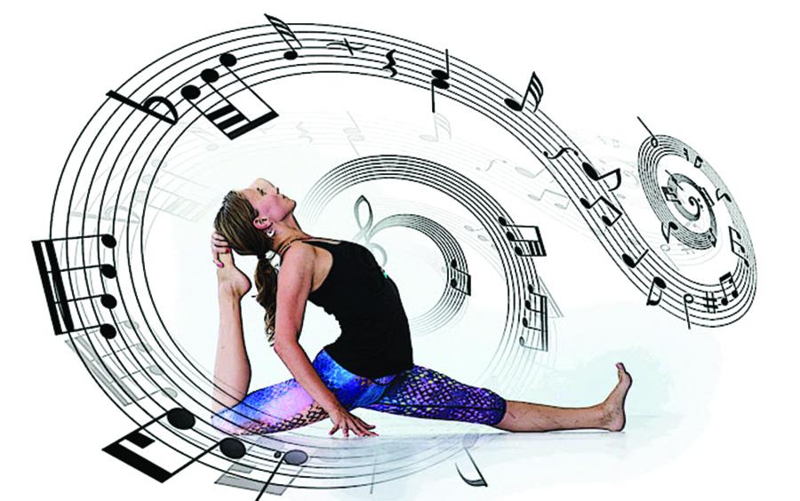 Một số nhạc yoga còn có những câu thần chú hàng trăm, ngàn năm tuổi