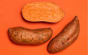 Nhiều loại vitamin và khoáng chất bổ dưỡng có trong khoai lang