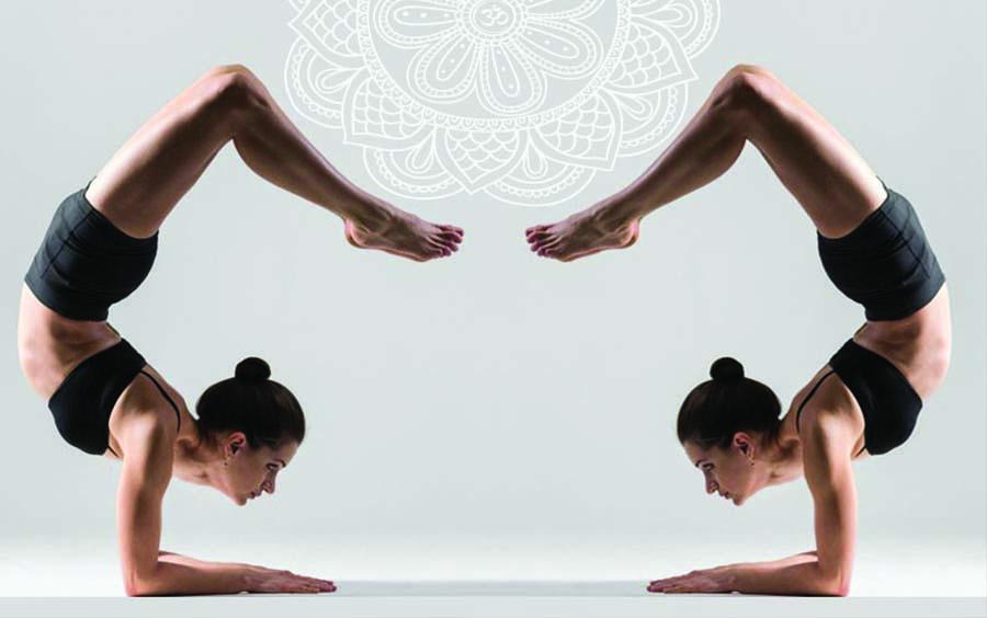 Có nhiều động tác nâng cao để người tập chinh phục và thử thách bản thân.