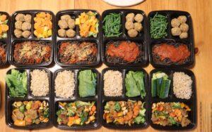 Thành phần dinh dưỡng giảm cân để tính toán lượng thức ăn của từng loại thực phẩm