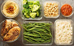 Thực đơn ăn kiêng 7 ngày đơn giản, hiệu quả