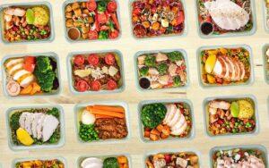 Một chế độ ăn uống lành mạnh