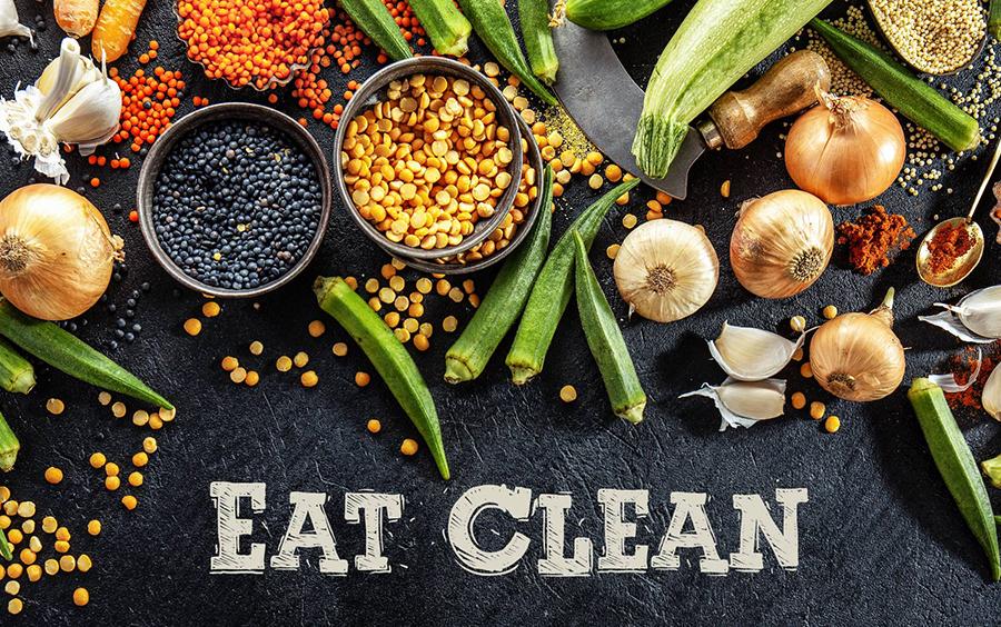 """Eat Clean là ăn uống theo kế hoạch với dạng thức ăn """"gần như nguyên thủy"""""""