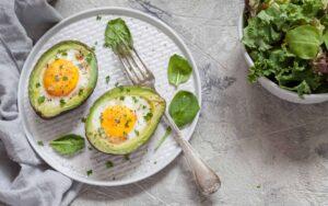 Ăn kiêng với trứng giúp giảm cân hiệu quả