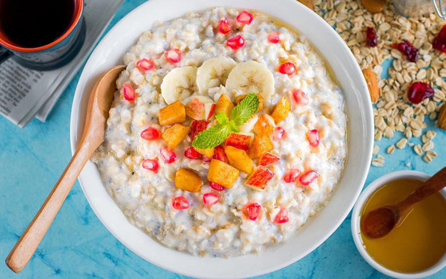 Nên ăn yến mạch vào thời điểm thích hợp trong ngày để có kết quả tốt nhất
