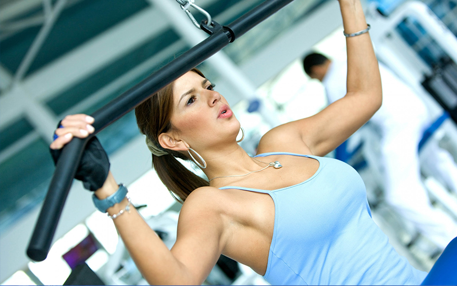 Các bài tập Gym giảm cân giúp bạn có vóc dáng cân đối, khỏe mạnh
