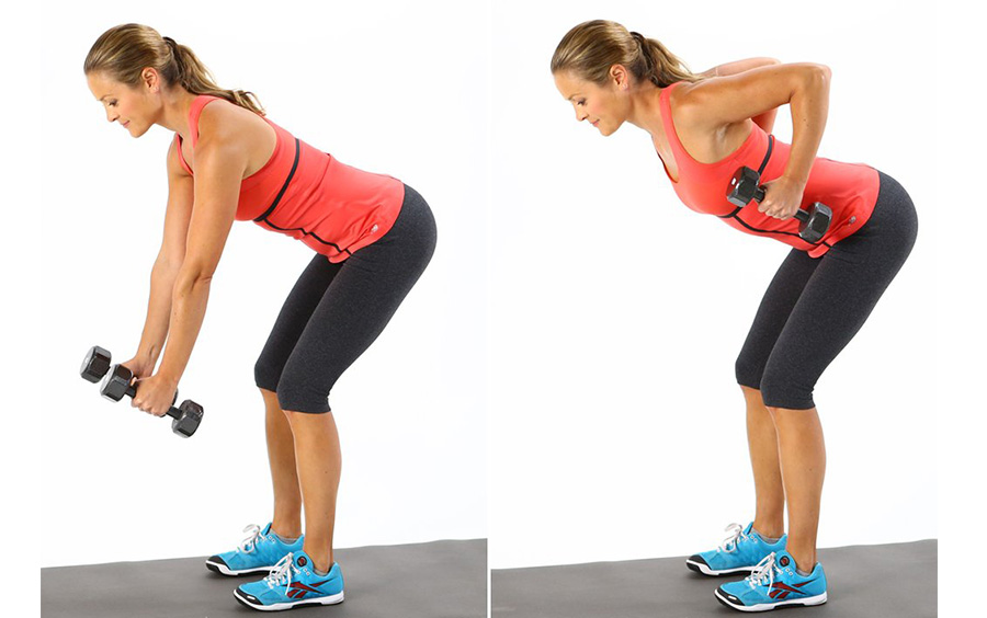 Bài tập giảm mỡ bụng rất hiệu quả, với các động tác tương đối đơn giản