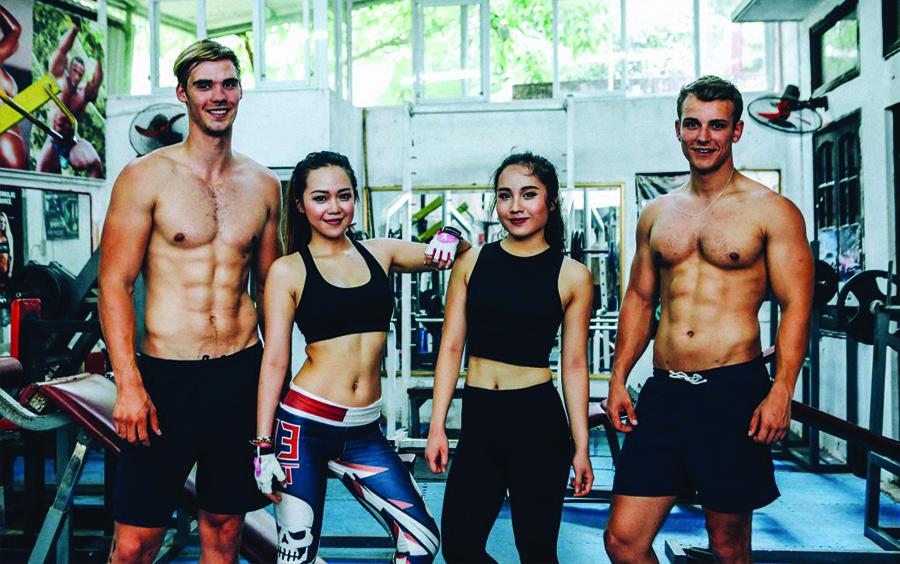 Hiện nay, nhu cầu tập gym là rất lớn.