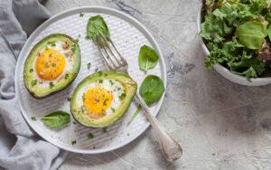 Khi ăn trứng, bạn sẽ có cảm giác no hơn so với các loại thực phẩm khác