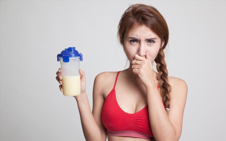 Khi sử dụng Whey Protein, bạn cần cân đối sử dụng một lượng vừa đủ