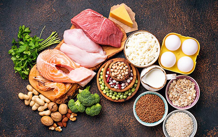 Chế độ dinh dưỡng cho người tập gym trên 50 tuổi