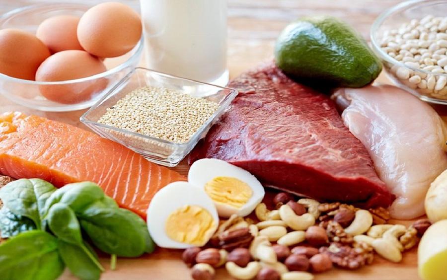 Chế độ ăn uống có tác dụng hỗ trợ rất hiệu quả tới chất lượng bài tập
