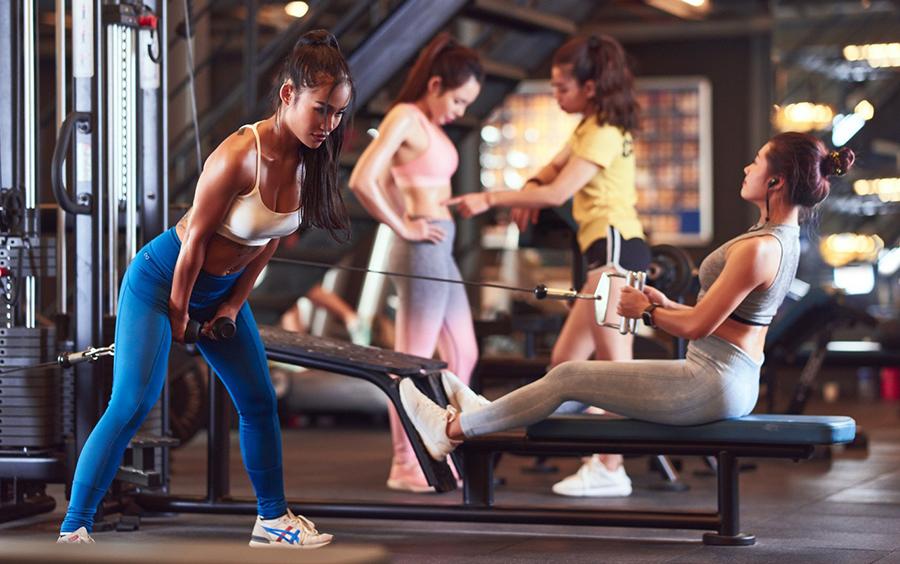 Lịch tập gym tăng cân cho nữ - tưởng không dễ mà dễ không tưởng