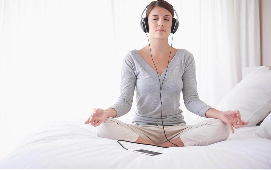 m nhạc giúp cho việc thiền định hiệu quả hơn
