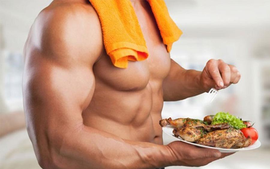 Tập gym ăn gì để tăng cơ bạn biết không