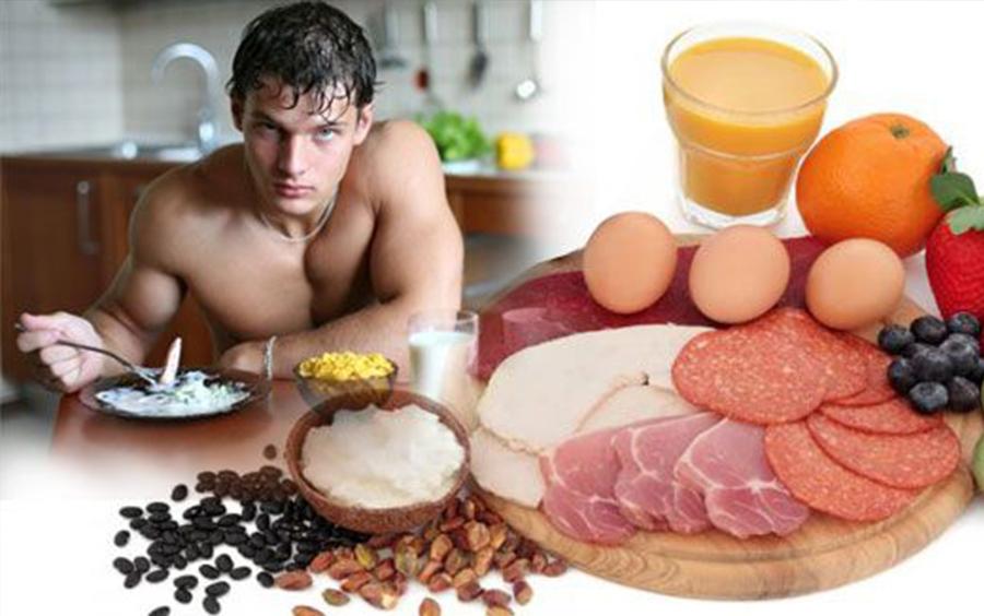 Các loại thực phẩm, món ăn nên bổ sung để tăng cơ