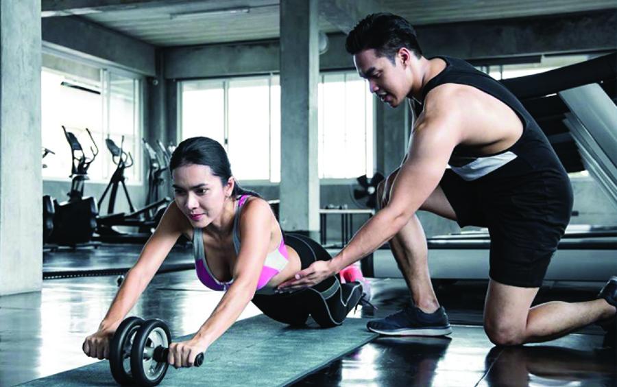 Tập gym có thực sự tăng chiều cao?