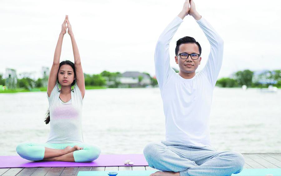Nên chọn không gian luyện tập yên tĩnh để có sự tập trung tốt nhất