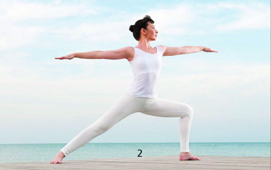 Yoga có sức hút kỳ lạ giúp cơ thể khỏe mạnh