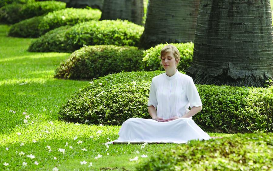 Kundalini yoga giúp tâm hồn bạn thêm tĩnh tâm, an yên