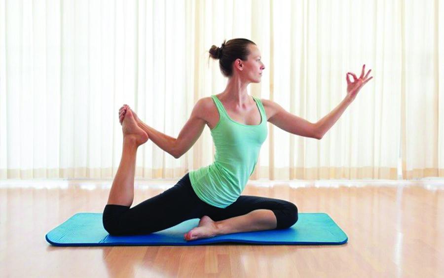 Ashtanga yoga được xem như một kỹ năng tuyệt vời để bảo vệ cơ thể tránh khỏi những chấn thương