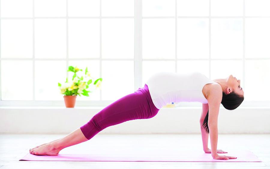 Những thai phụ nên tập Yoga thường xuyên