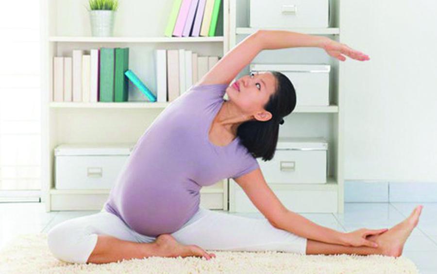 Yoga cho bà bầu là liệu pháp tuyệt vời cho mẹ và bé