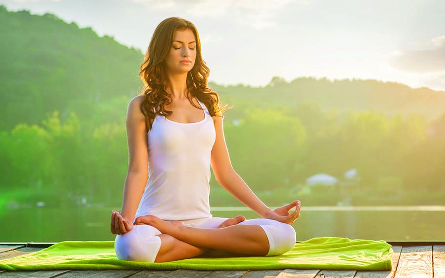 Yoga là liều thuốc cho sức khỏe.
