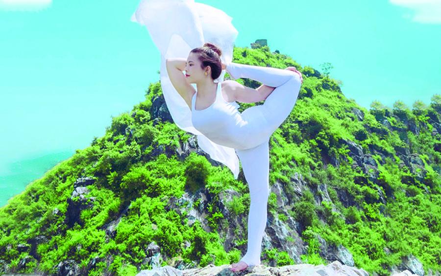 Những nỗ lực đã làm nên sự khác biệt của Hương Anh Yoga.