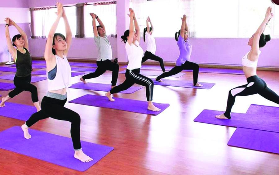 Yoga Living tìm lại được sự cân bằng giữa tinh thần và tâm linh