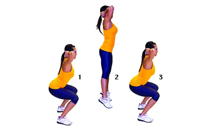Bài tập cơ bản chưa đòi hỏi kỹ thuật và độ dẻo dai của cơ thể mà chỉ giúp bạn khởi động để gân cốt thích nghi