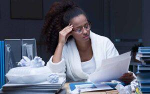 Tác hại của việc thức khuya - giảm tuổi thọ.